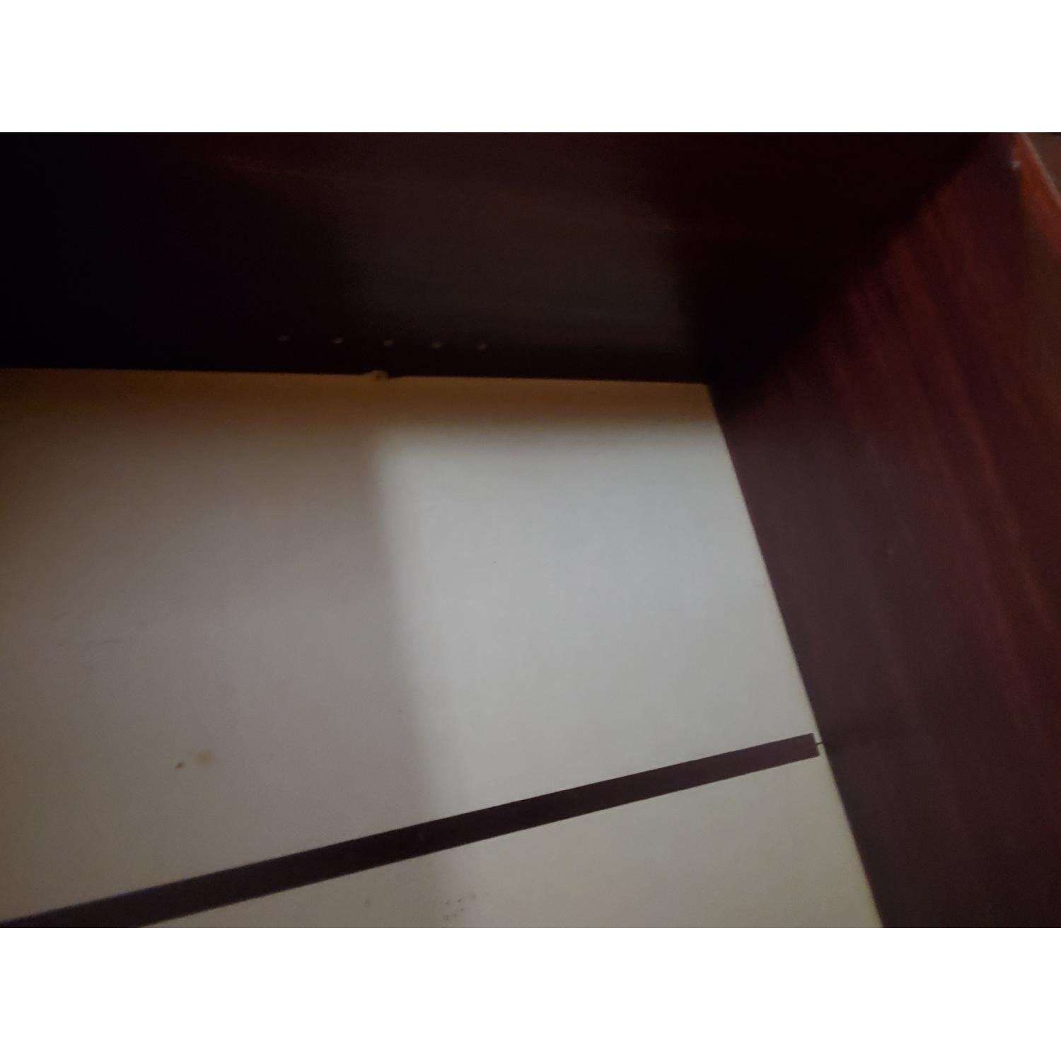 Brown Bookcase - image-1