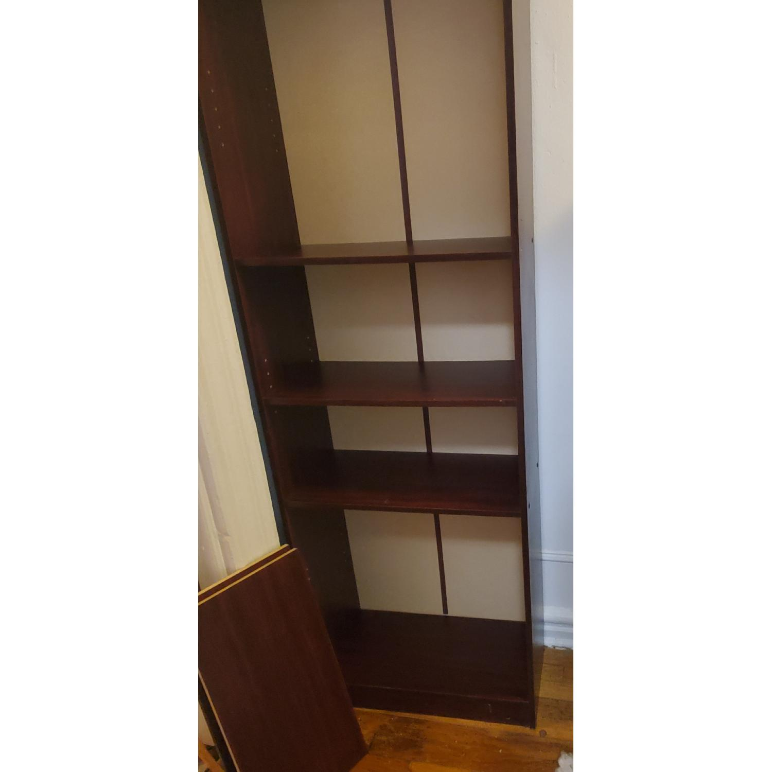 Brown Bookcase - image-2