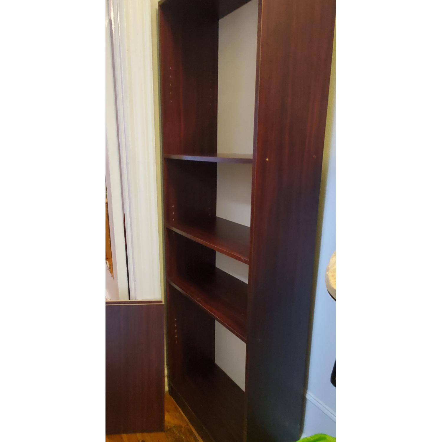 Brown Bookcase - image-3