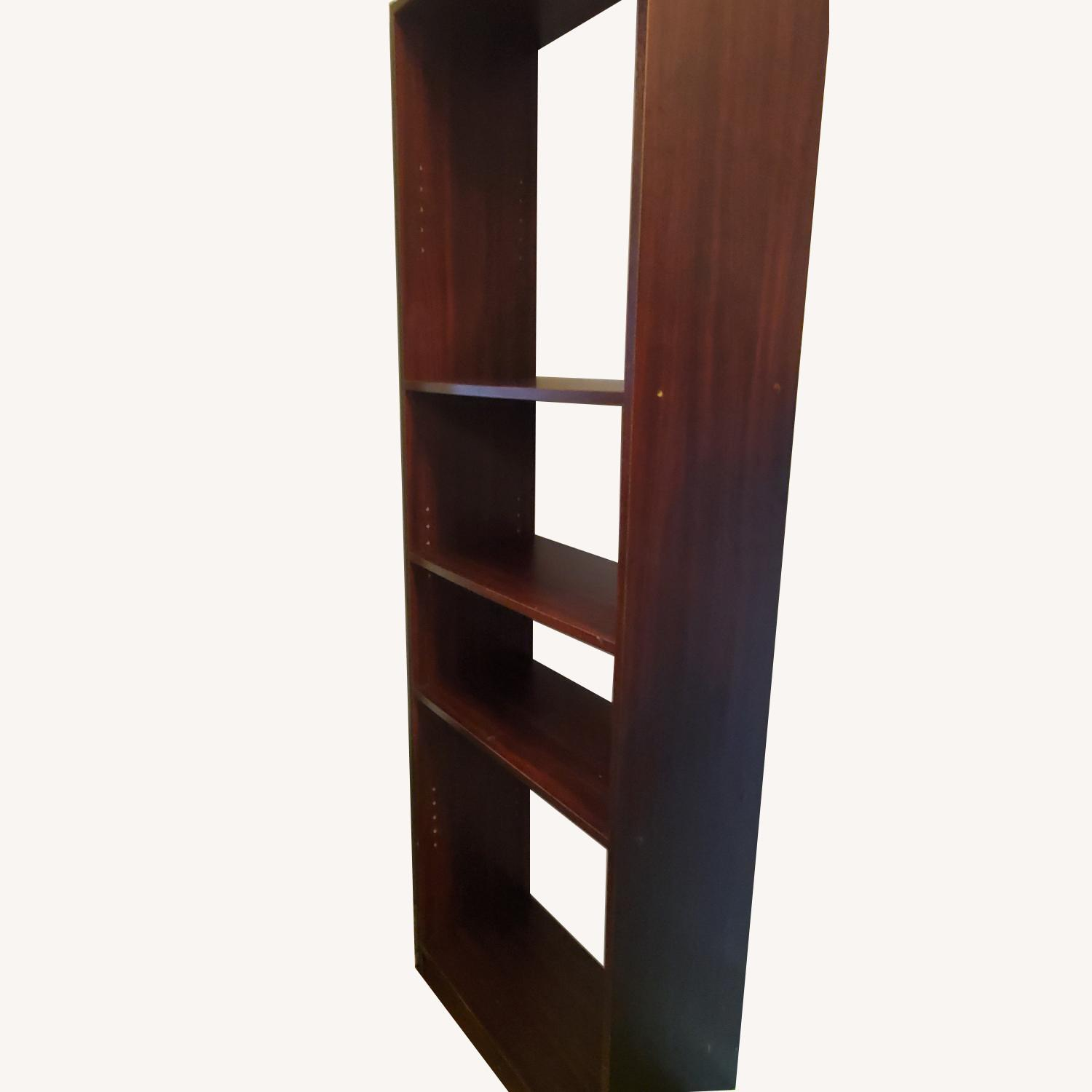 Brown Bookcase - image-0