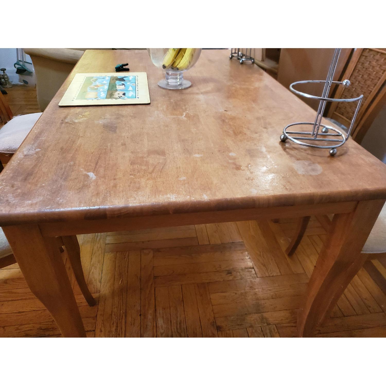 5-Piece Wood Dining Set - image-3