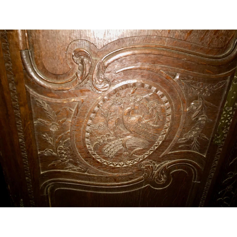 Antique Asian Armoire - image-5