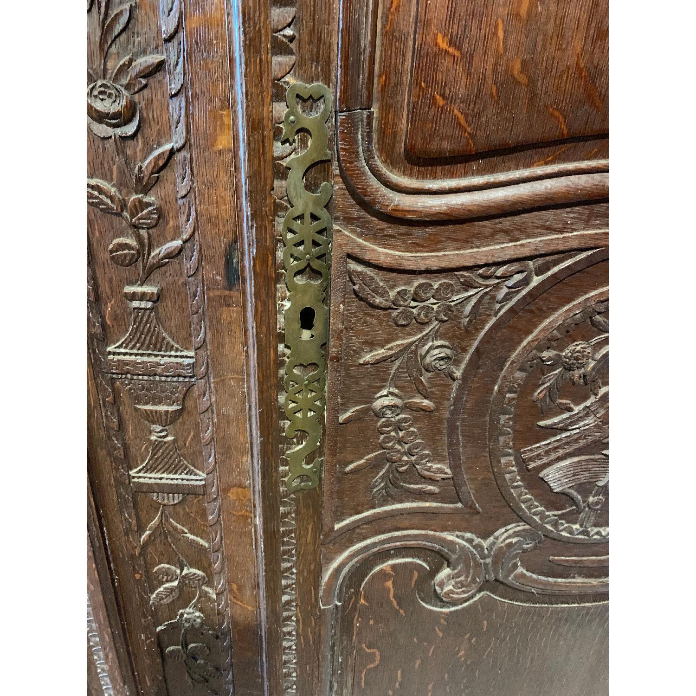 Antique Asian Armoire - image-8