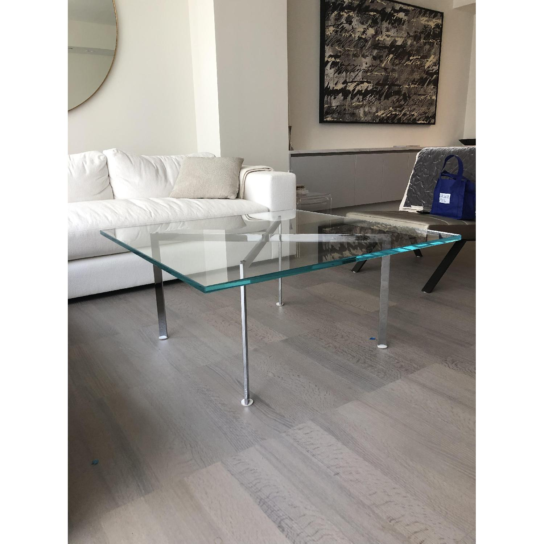 Knoll Barcelona Glass table - image-1