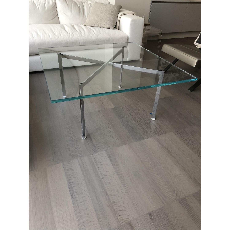 Knoll Barcelona Glass table - image-2