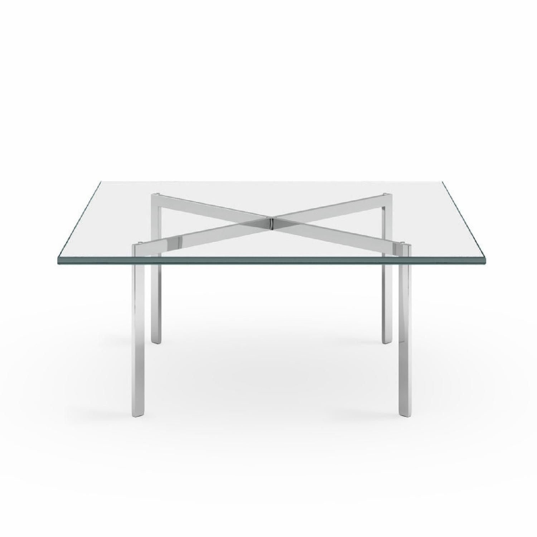 Knoll Barcelona Glass table - image-0