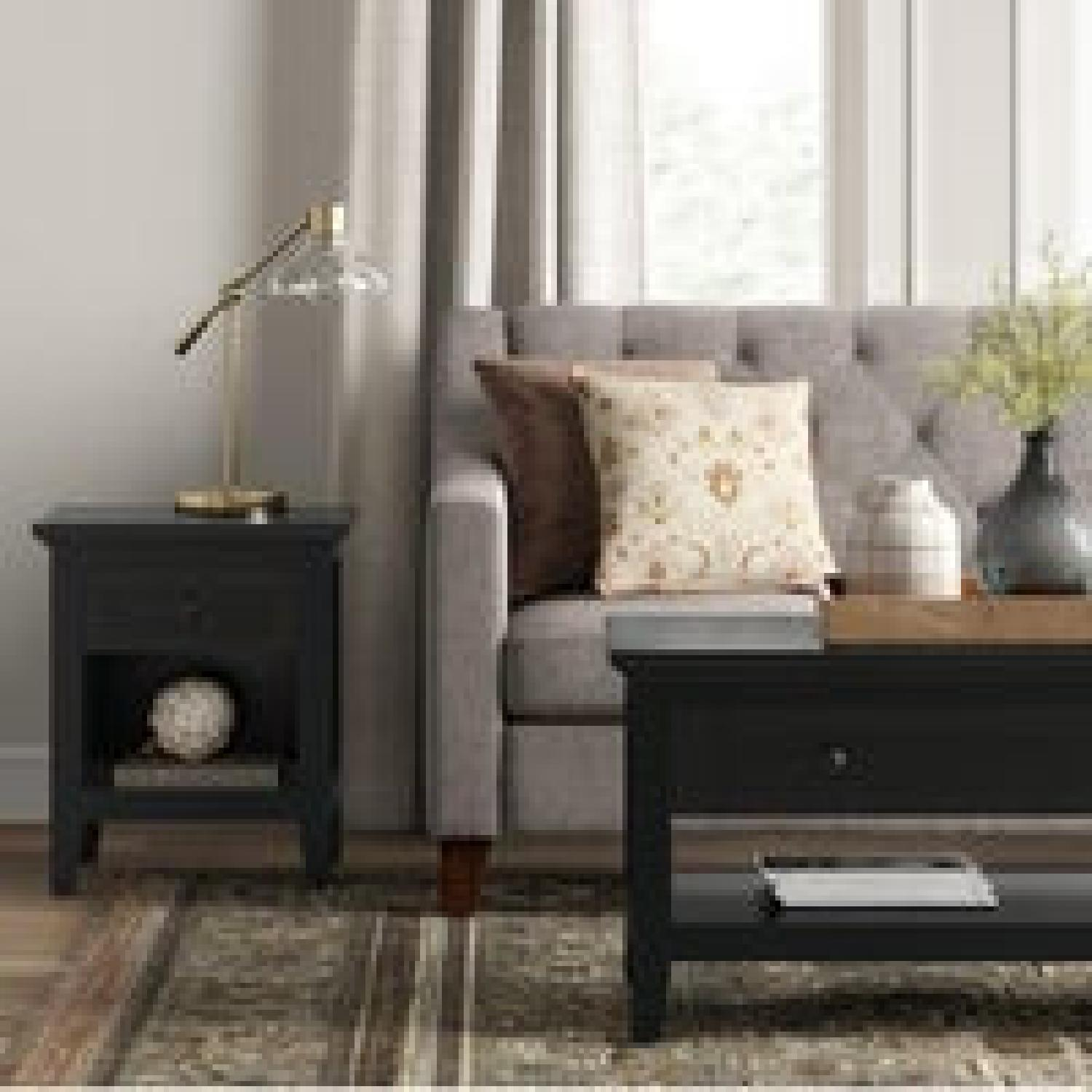 Target Threshold Carson End Table - image-0