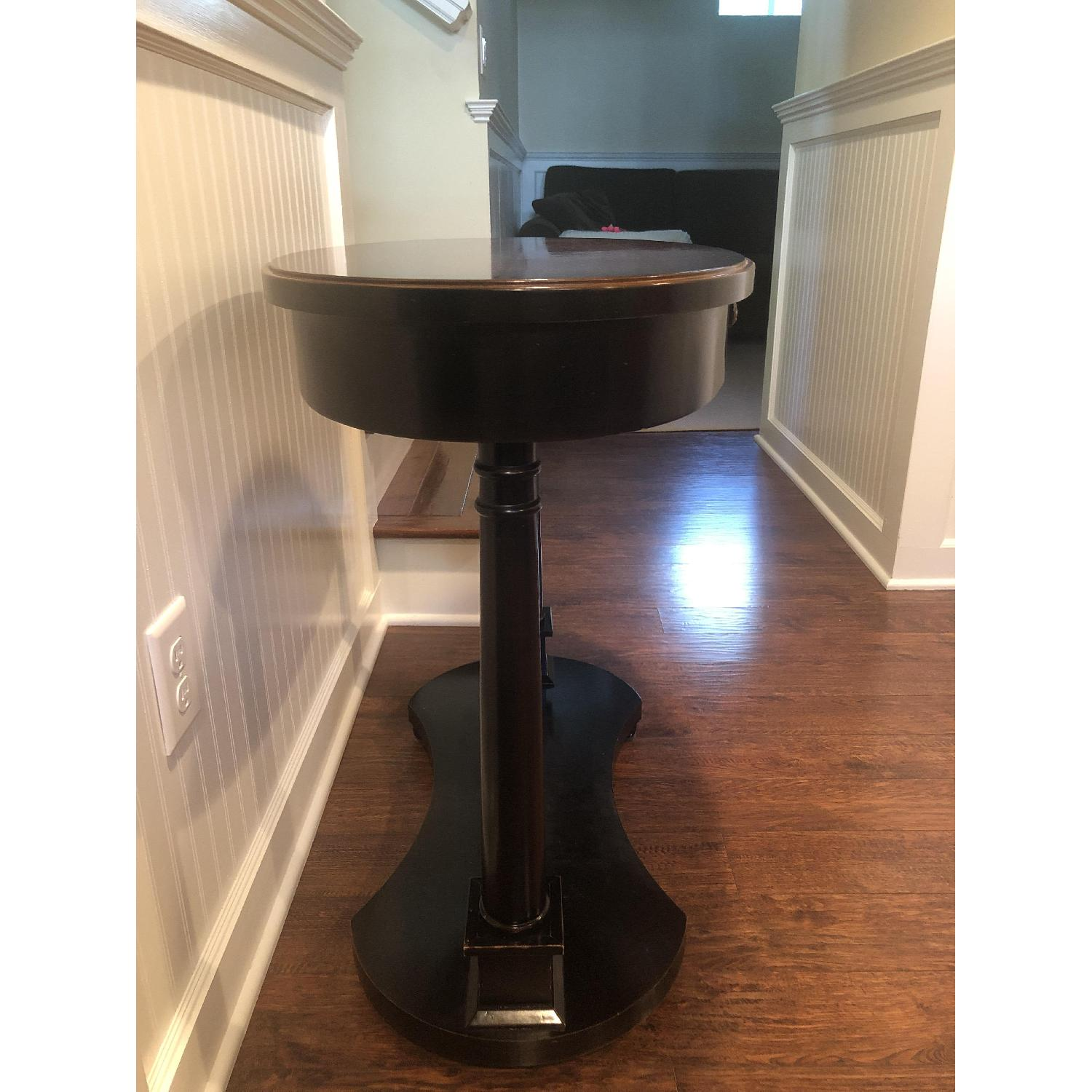 Small Oval Side Table - image-3