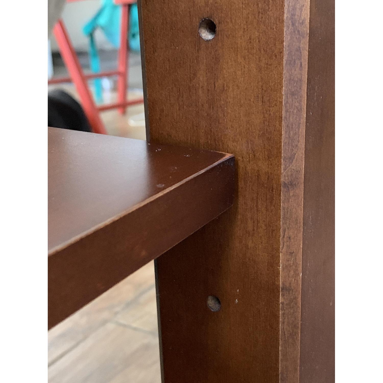 Crate & Barrel Solid Maple Credenza - image-6
