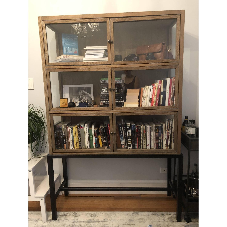 Four Hands Spencer Curio Cabinet - image-1
