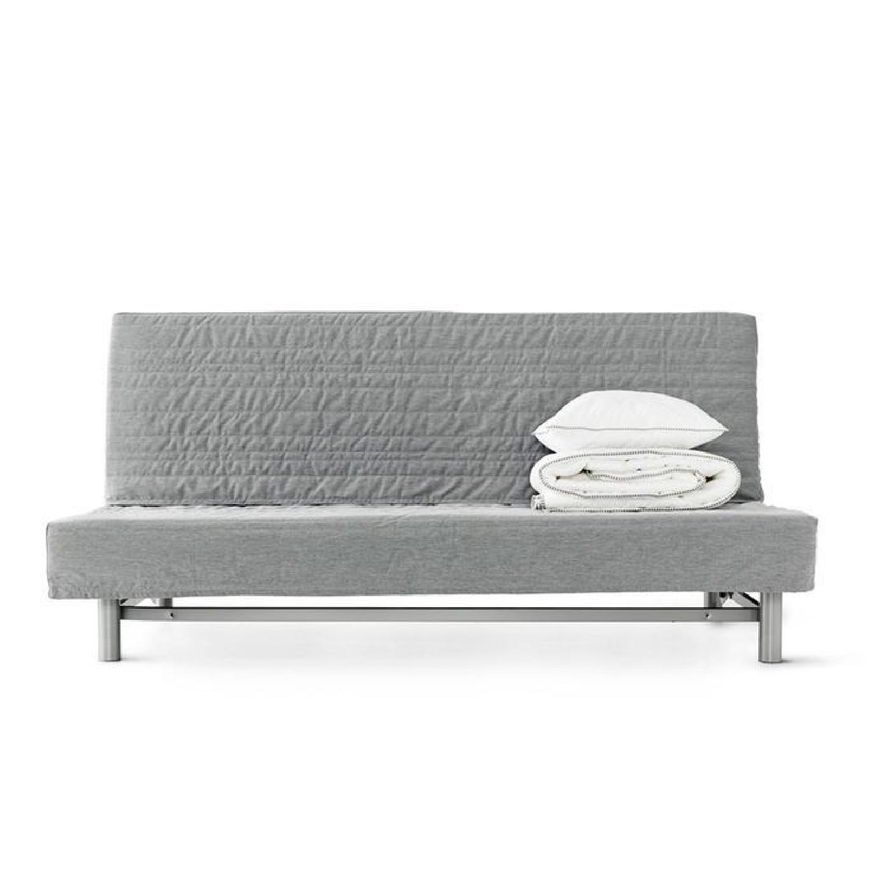 Ikea Beddinge Lovas Queen Size Sleeper Sofa