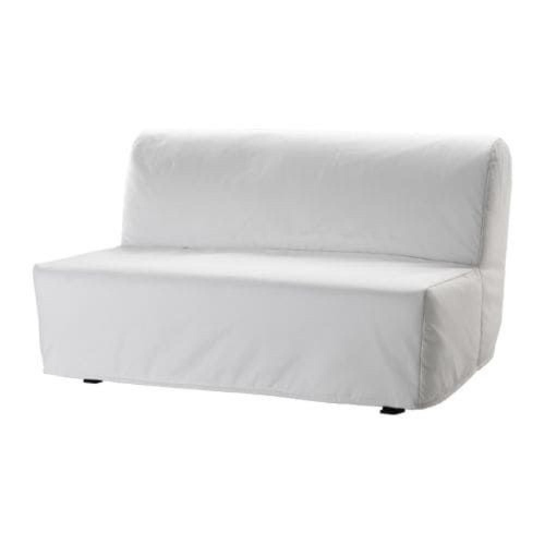 Ikea Lycksele Lovas Sleeper Sofa - image-0