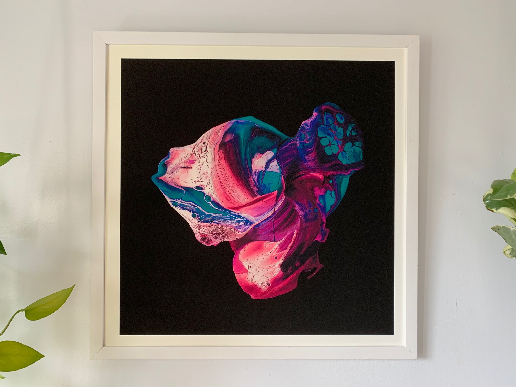 Michael Cina Limited Edition Abstract Print