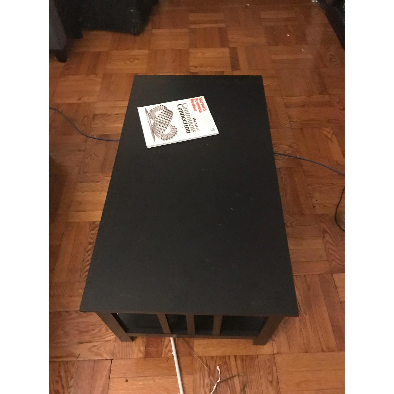 Porch & Den Miro Mission Black Coffee Table - image-2
