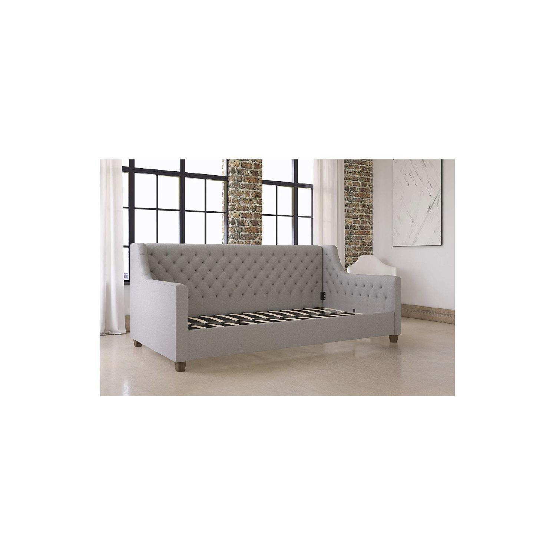 DHP Jordyn Upholstered Daybed - image-2