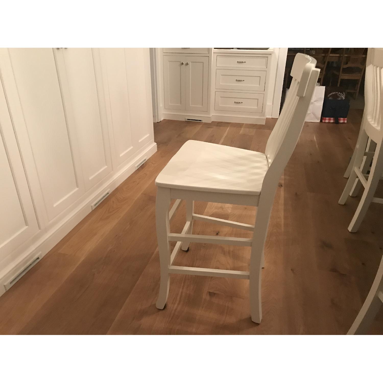 Maine Cottage White Counter Stool - image-3