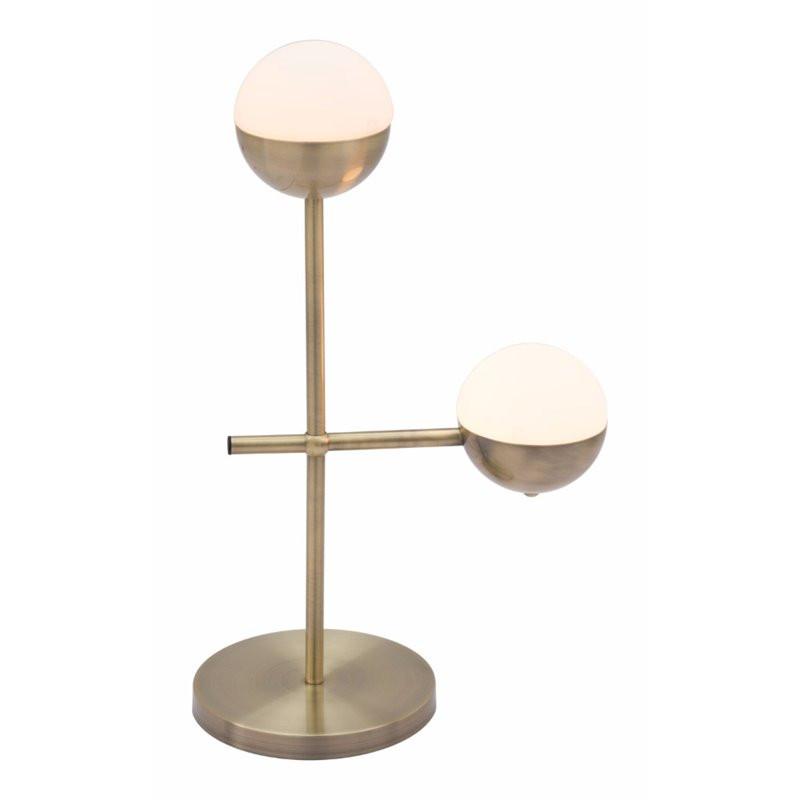 Zuo Waterloo Table Lamp.