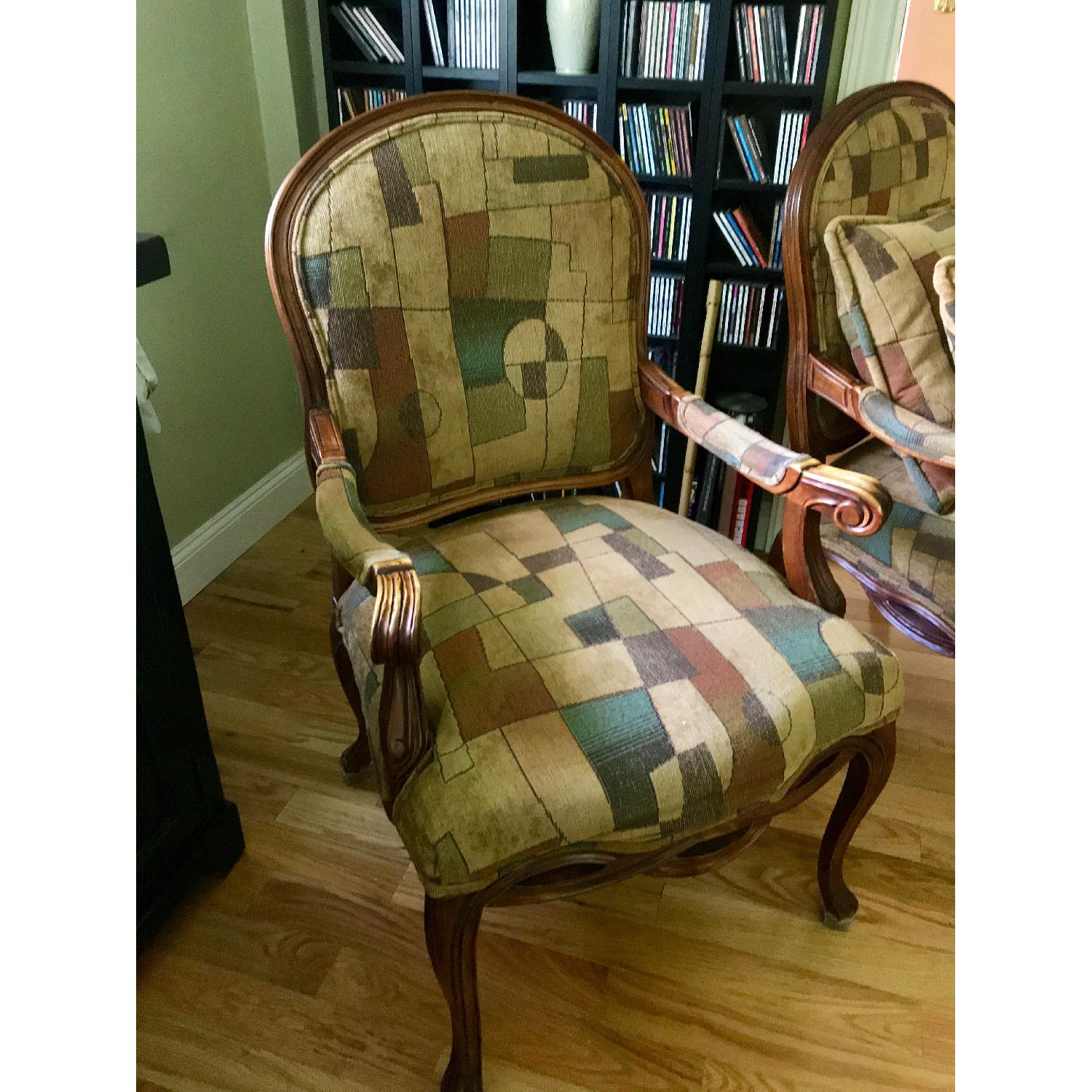 Bassett Contemporary Accent Chairs - image-3