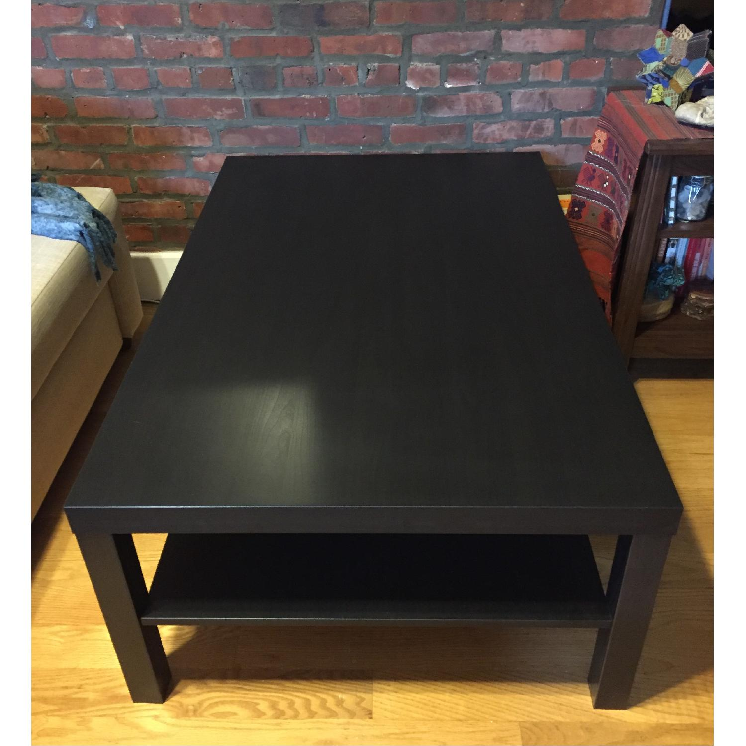 Ikea Lack Black Coffee Table - image-1