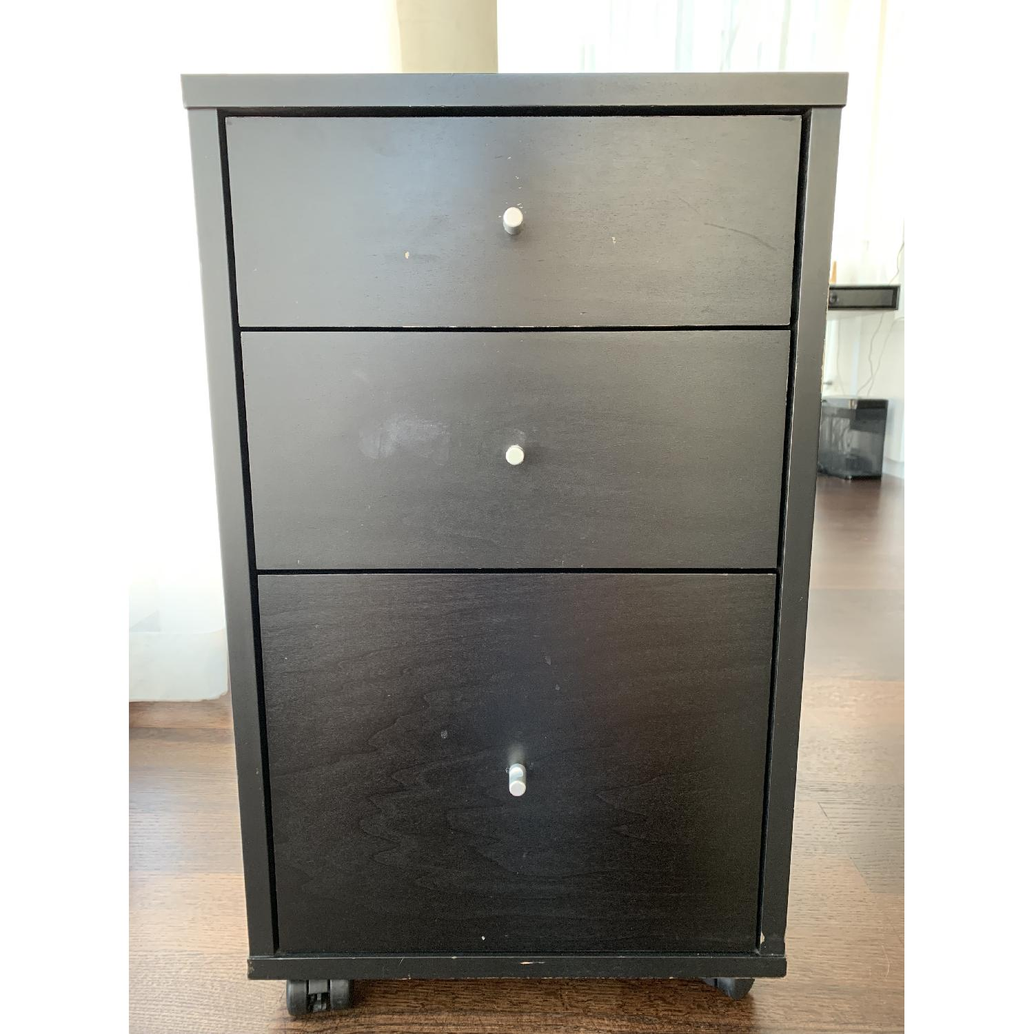 Room & Board Sequel Rolling File Cabinet - image-2