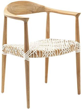 Safavieh Bandelier Arm Chairs