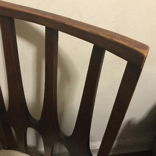 Broyhill Antique Mid Century Expandable 5-Piece Dining Set