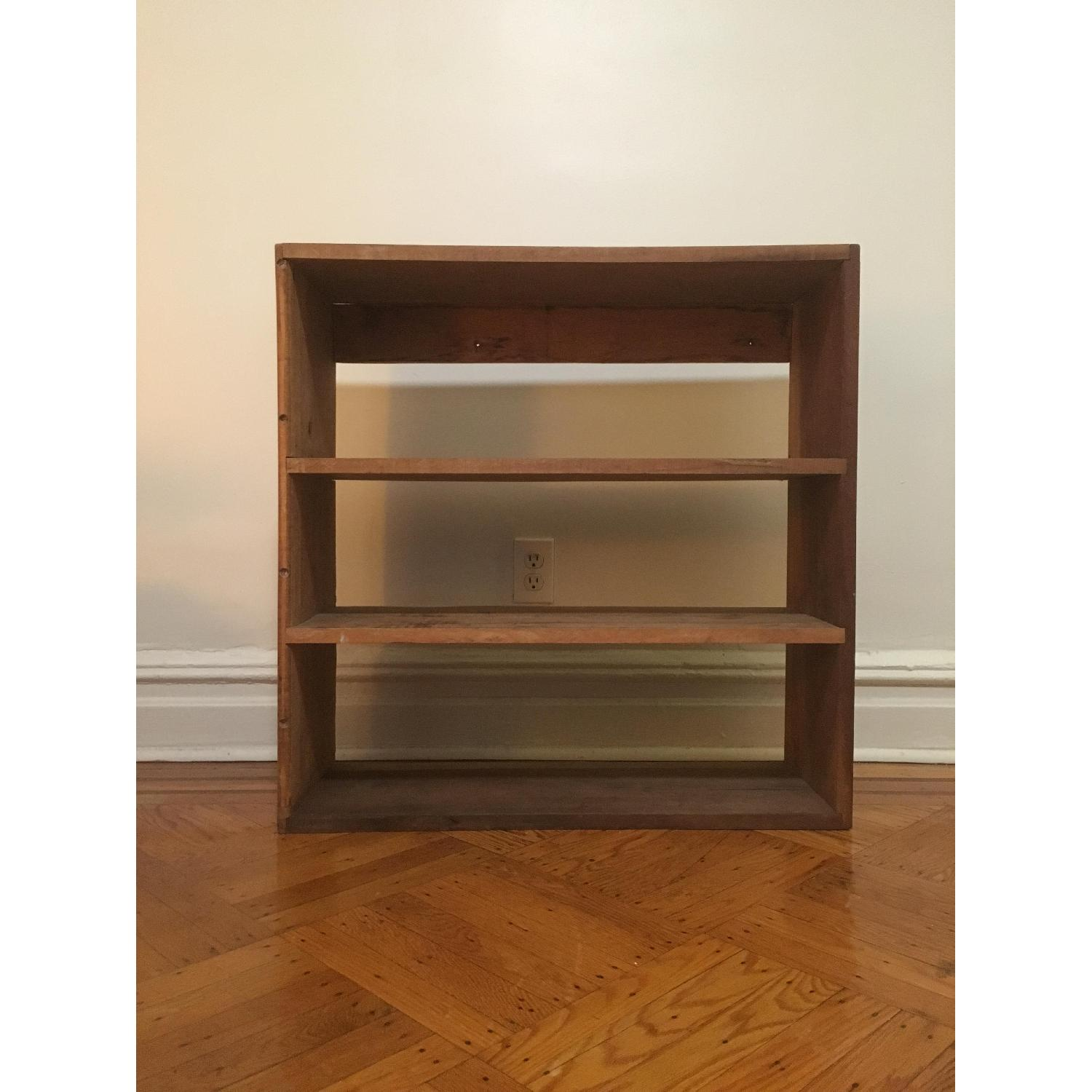 Vintage Bookcase w/ 3 Shelves - image-2