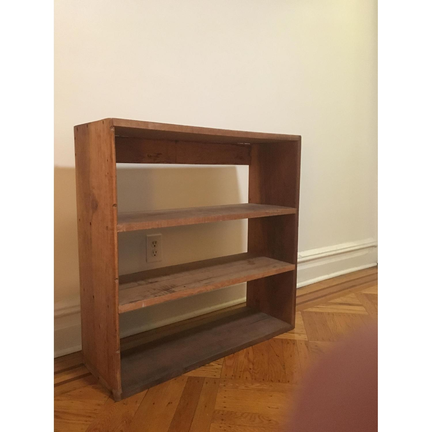 Vintage Bookcase w/ 3 Shelves - image-3