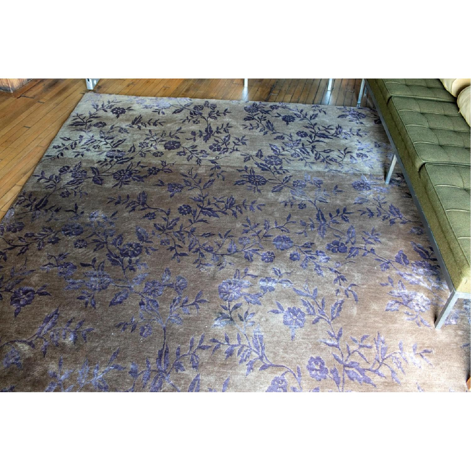 ABC Carpet and Home Floral Rug - image-2