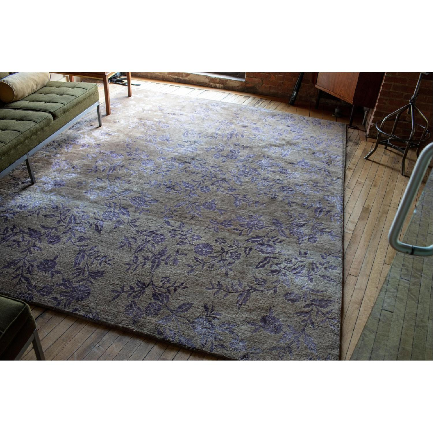 ABC Carpet and Home Floral Rug - image-3