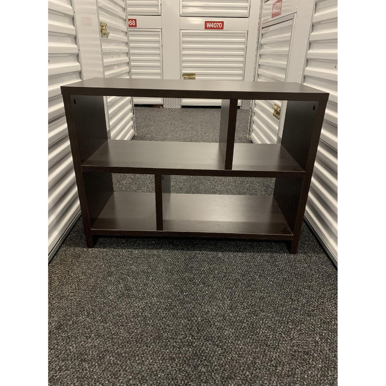 Convenience Concepts Bookcase/Console Table - image-1