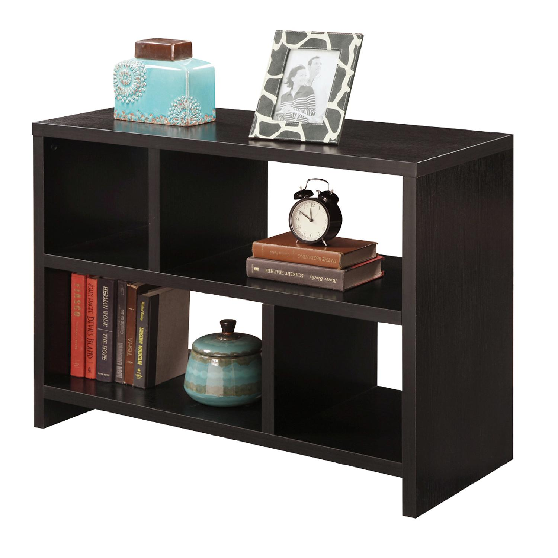 Convenience Concepts Bookcase/Console Table - image-0