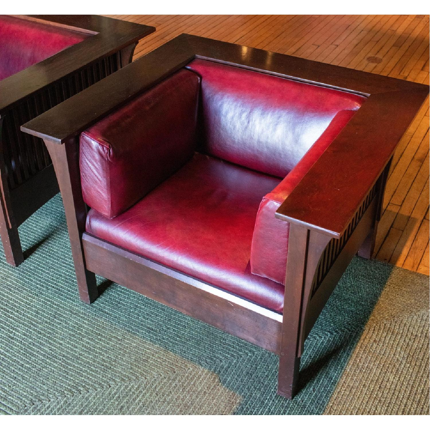 Stickley Prairie Spindle Chairs - image-6