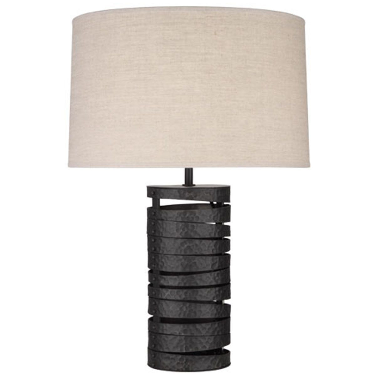Robert Abbey Industrial Style Table Lamp
