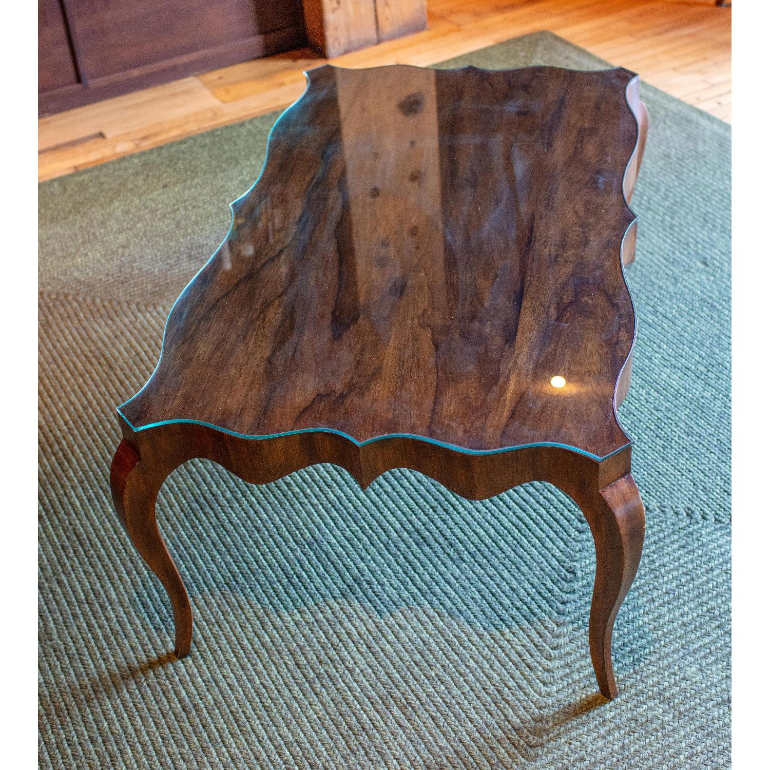 Theodore Alexander by Keno Bros Fine Point II Coffee Table