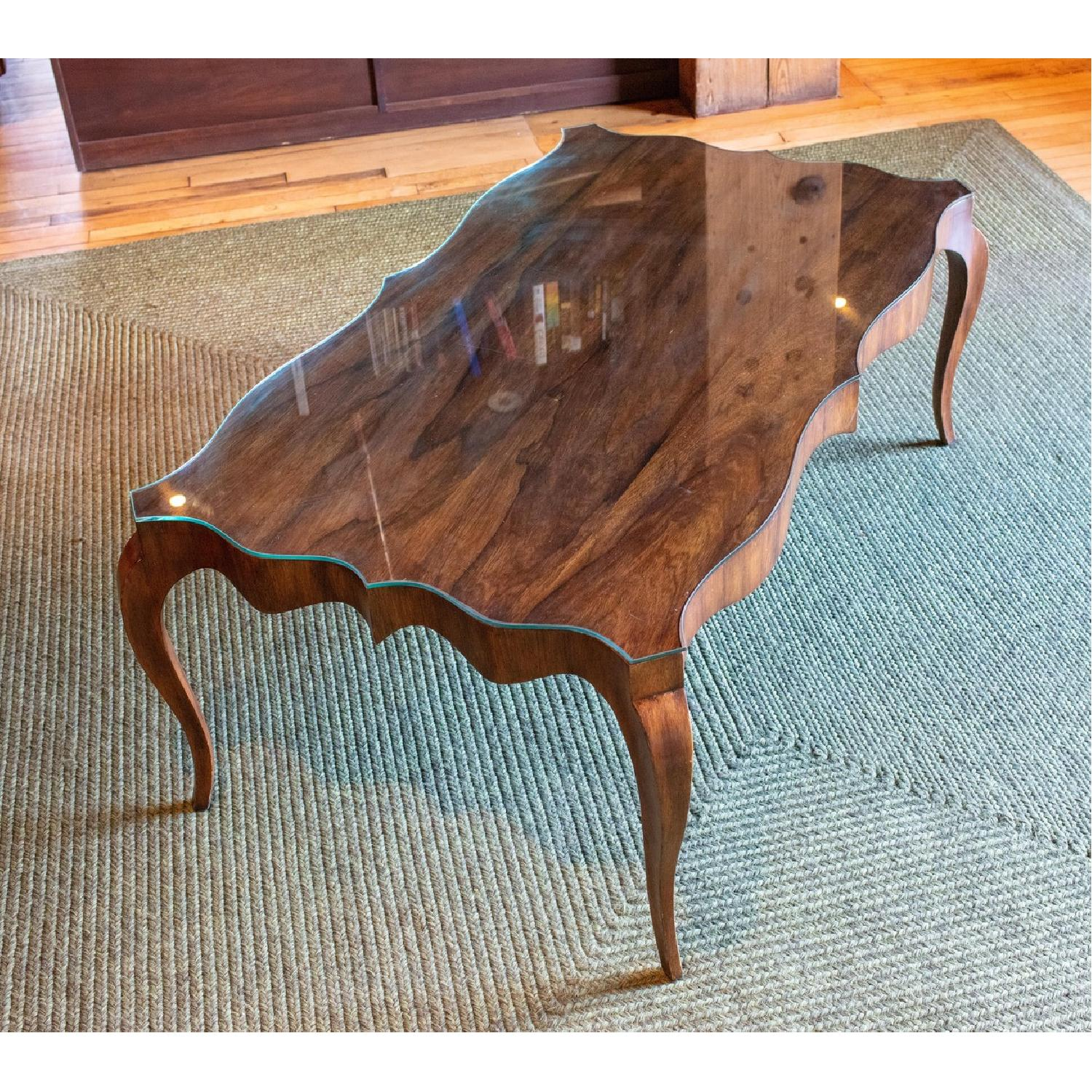 Theodore Alexander by Keno Bros Fine Point II Coffee Table - image-2