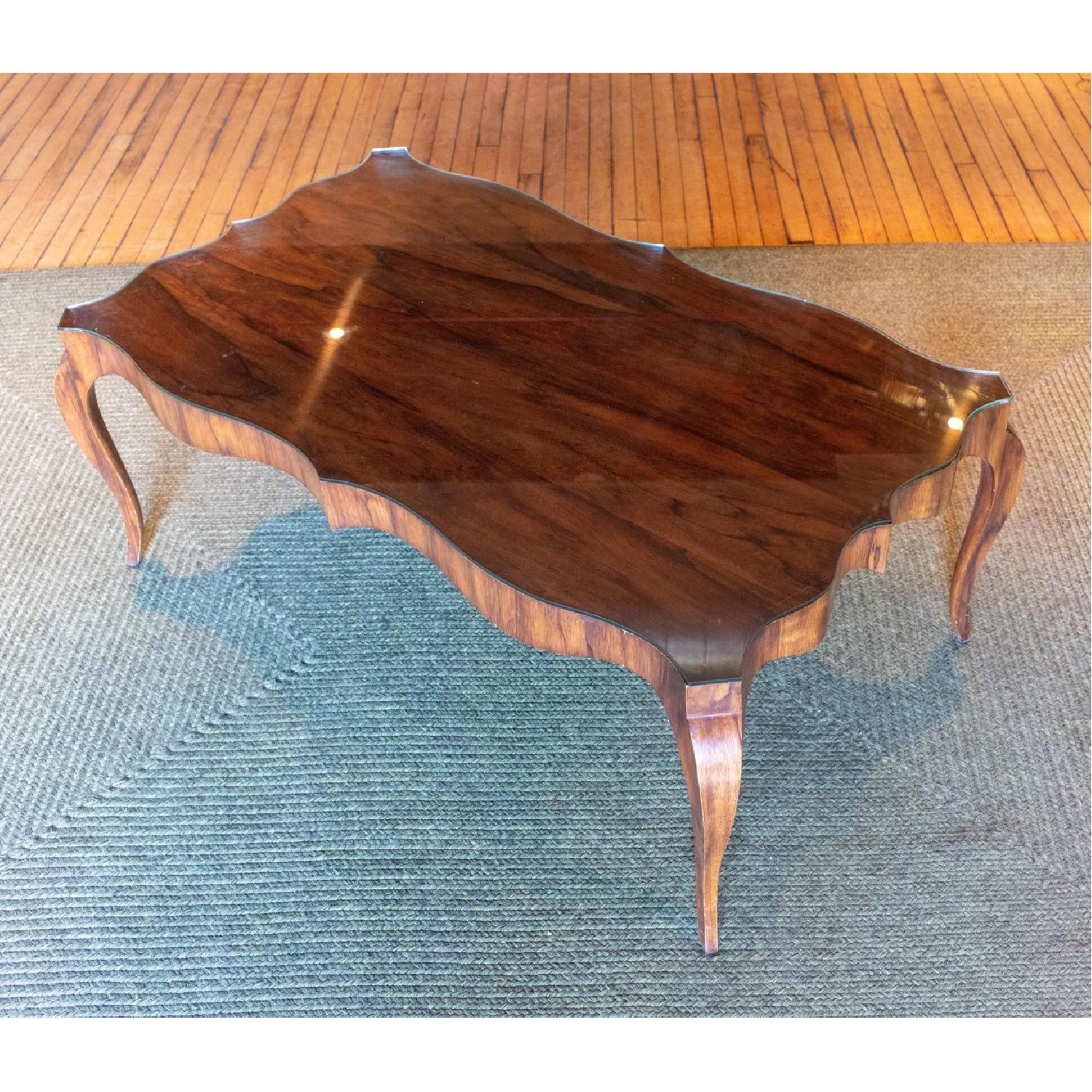 Theodore Alexander by Keno Bros Fine Point II Coffee Table - image-3