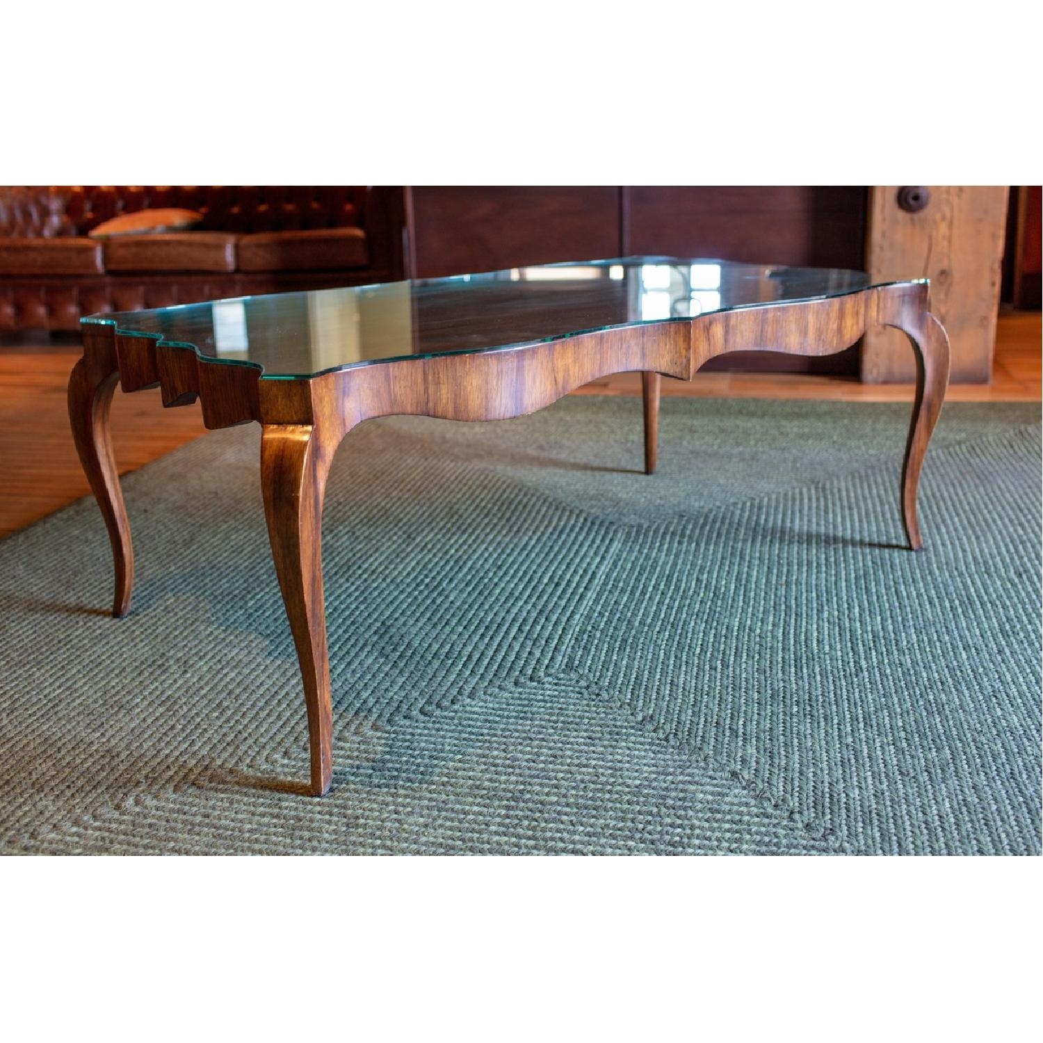 Theodore Alexander by Keno Bros Fine Point II Coffee Table - image-4