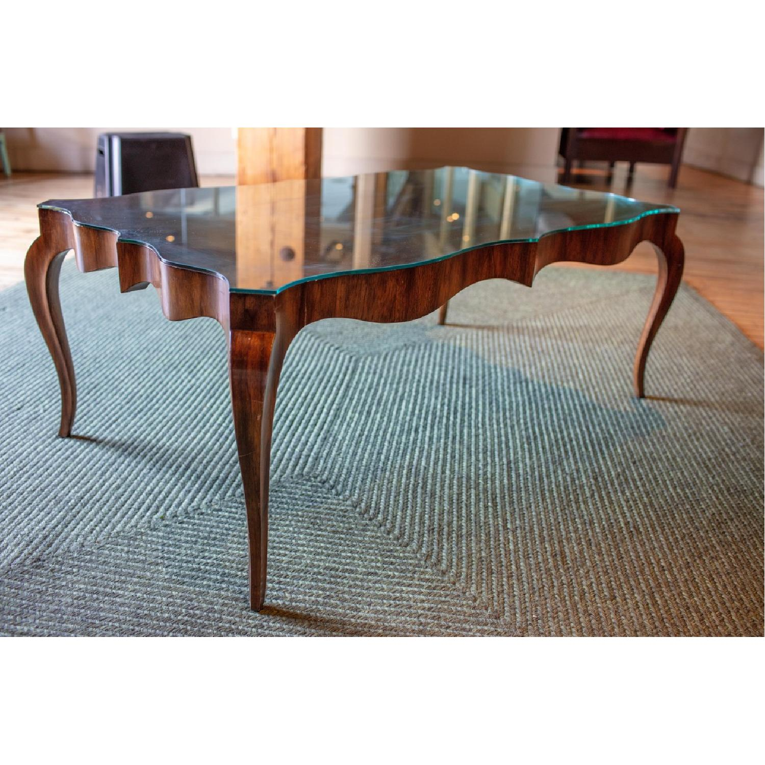 Theodore Alexander by Keno Bros Fine Point II Coffee Table - image-5