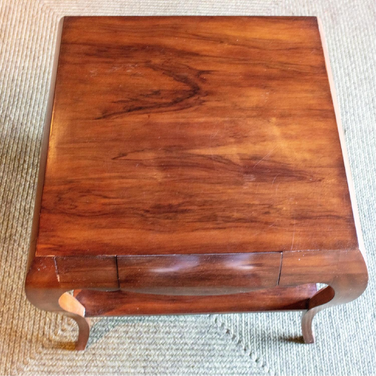 Theodore Alexander by Keno Bros Fine Point Accent Table - image-2