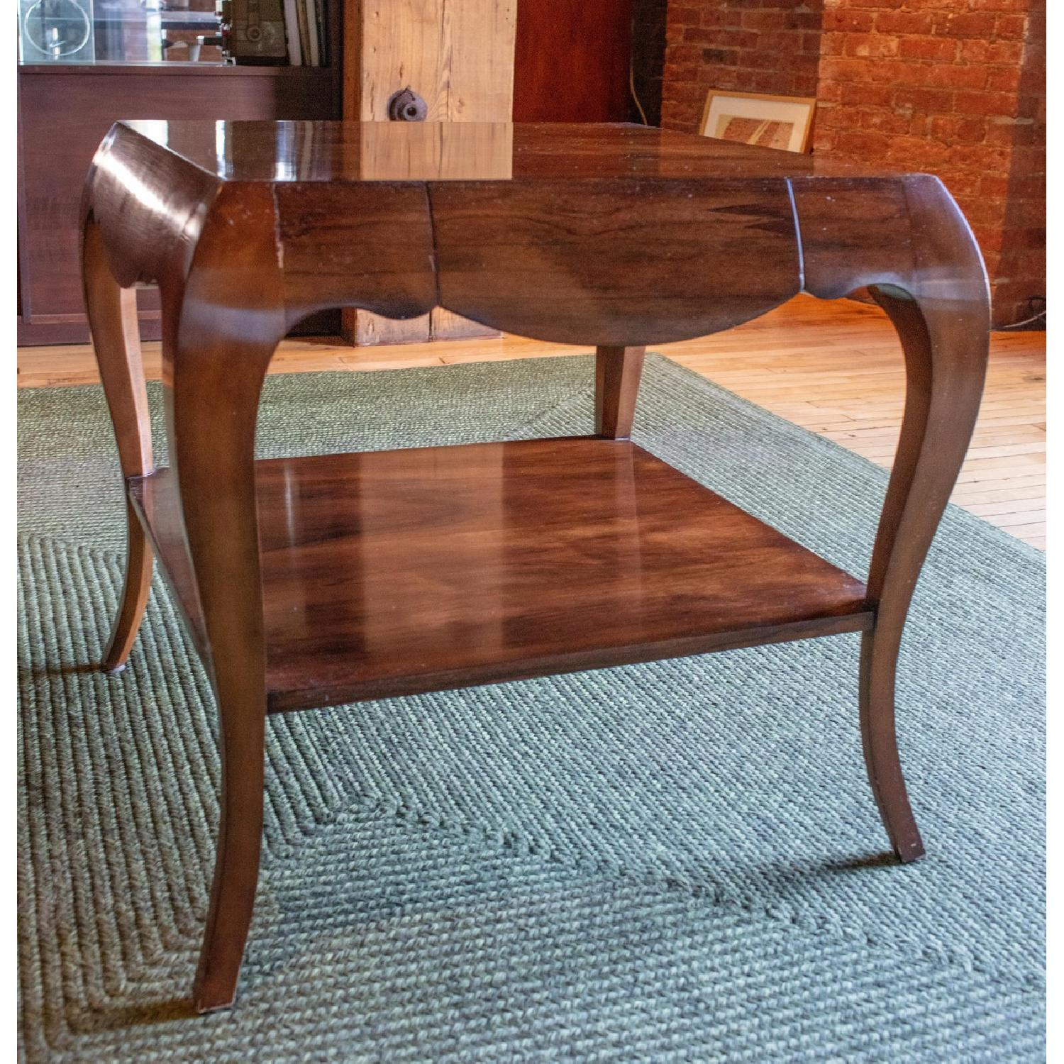 Theodore Alexander by Keno Bros Fine Point Accent Table - image-4