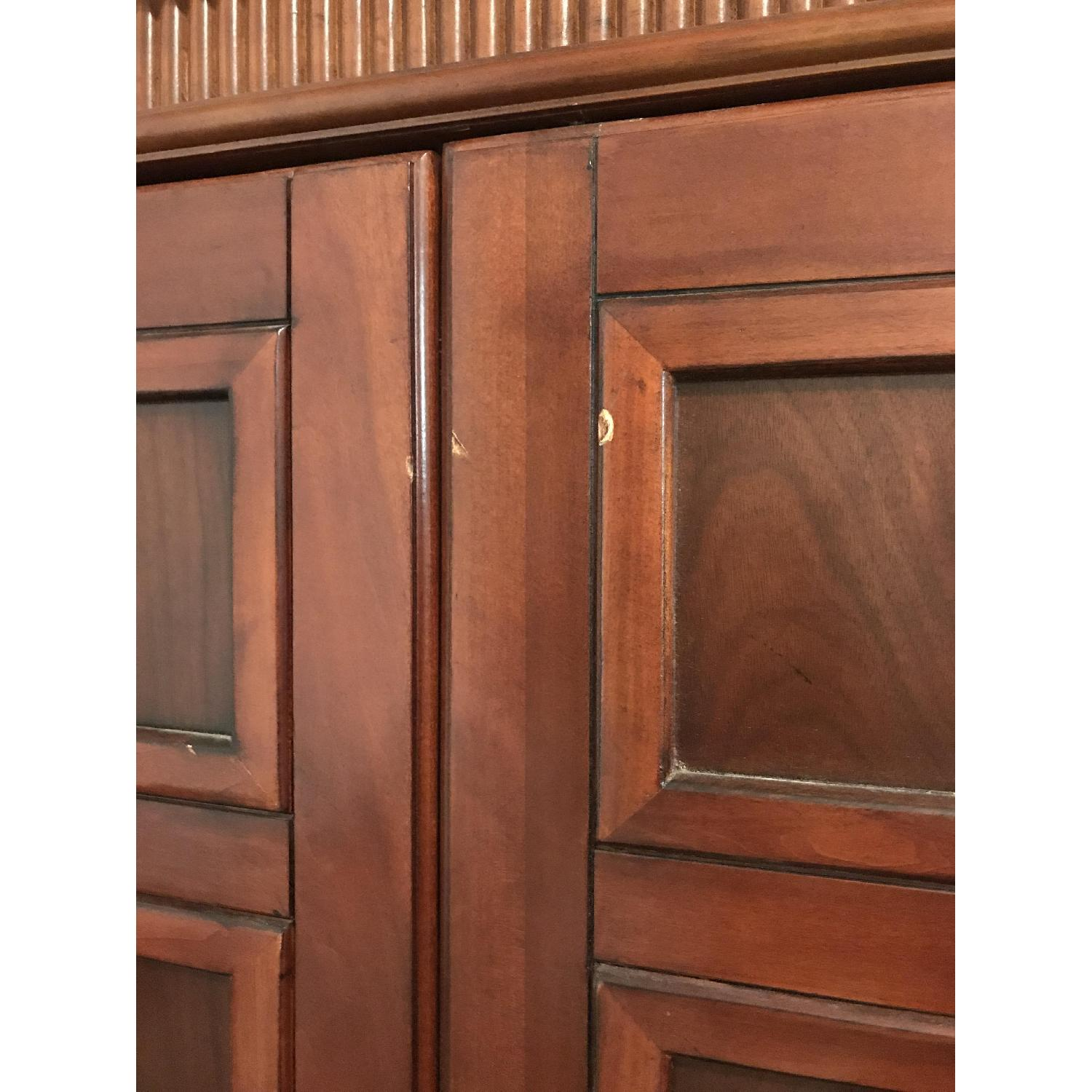 Entertainment Storage Armoire - image-6