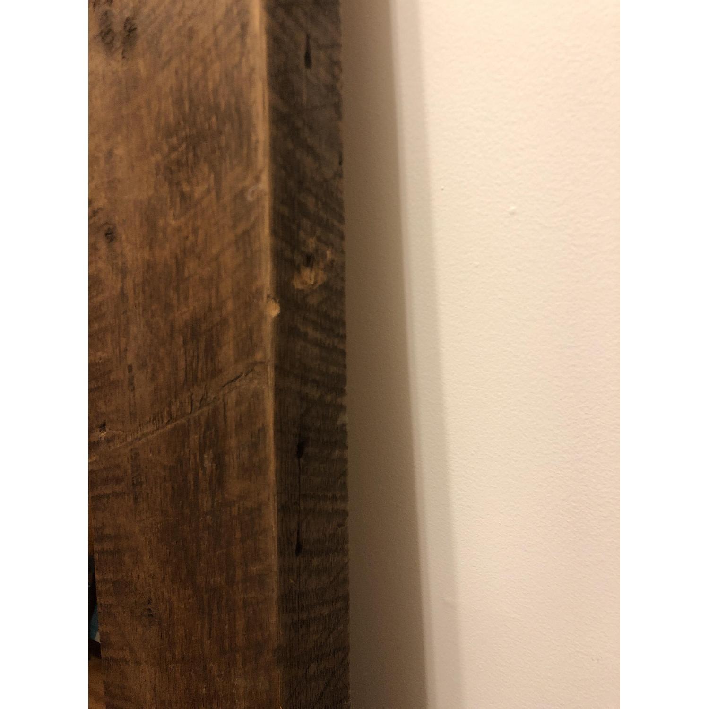Reclaimed Wood Mirror - image-3