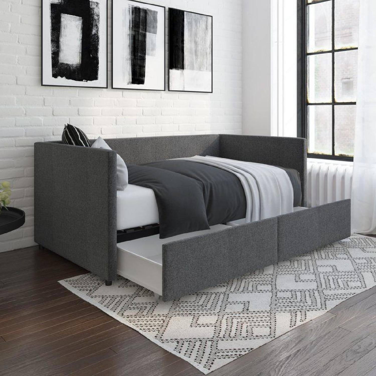 Carnforth Daybed w/ Storage Drawers - image-5