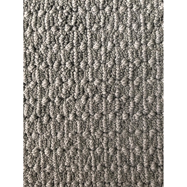 Grey Wool Area Rug - image-3