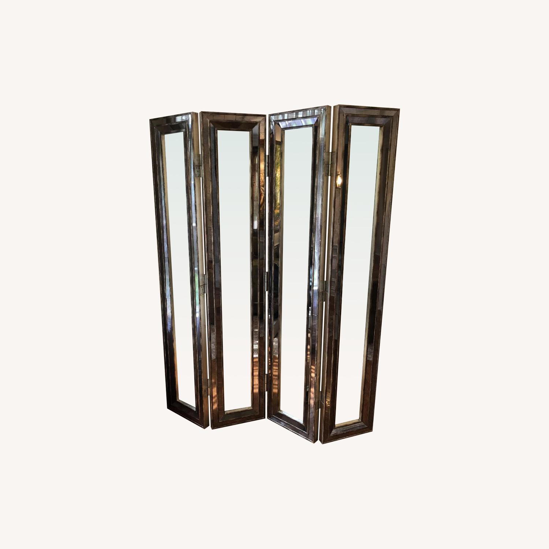 Art Deco Mirror Screen/Room Divider