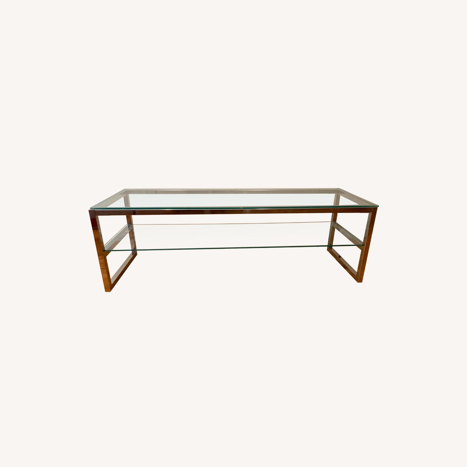 Contemporary Coffee/TV Table - image-0