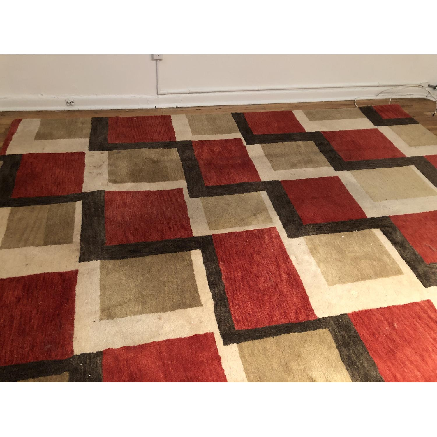 Crate & Barrel Area Rug - image-2