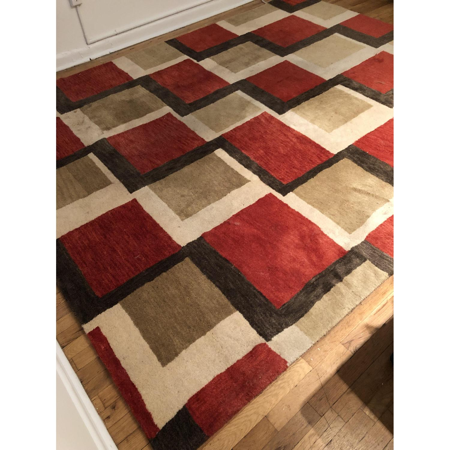 Crate & Barrel Area Rug - image-3