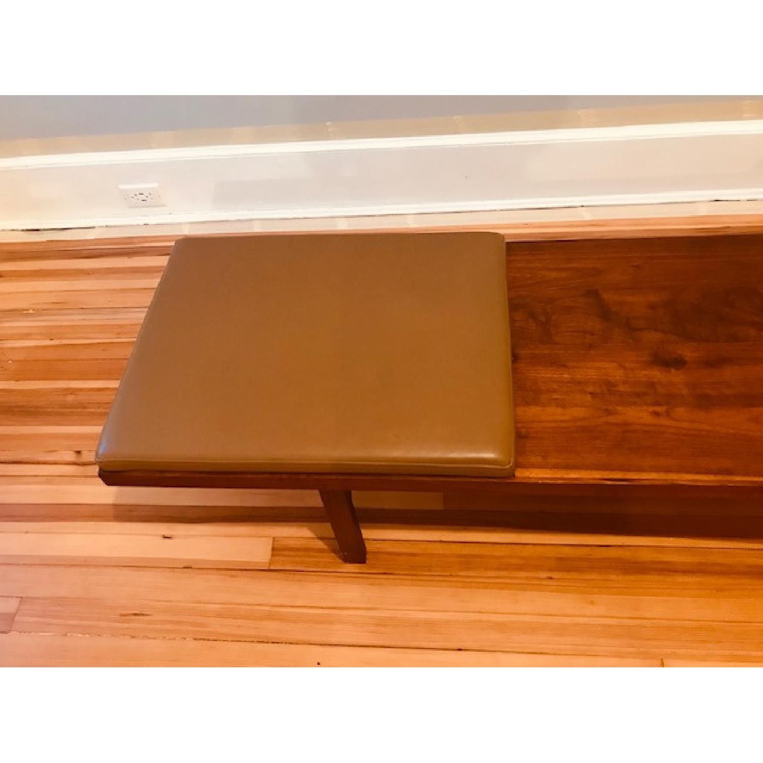Organic Modernism Coffee Table/Mueller Bench - image-2